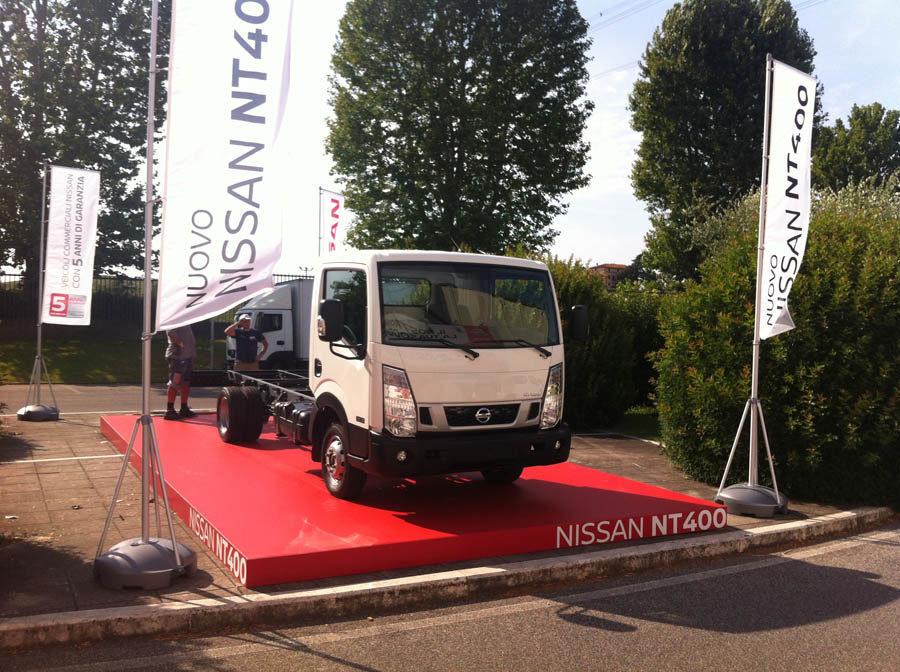 Cena di natale Nissan