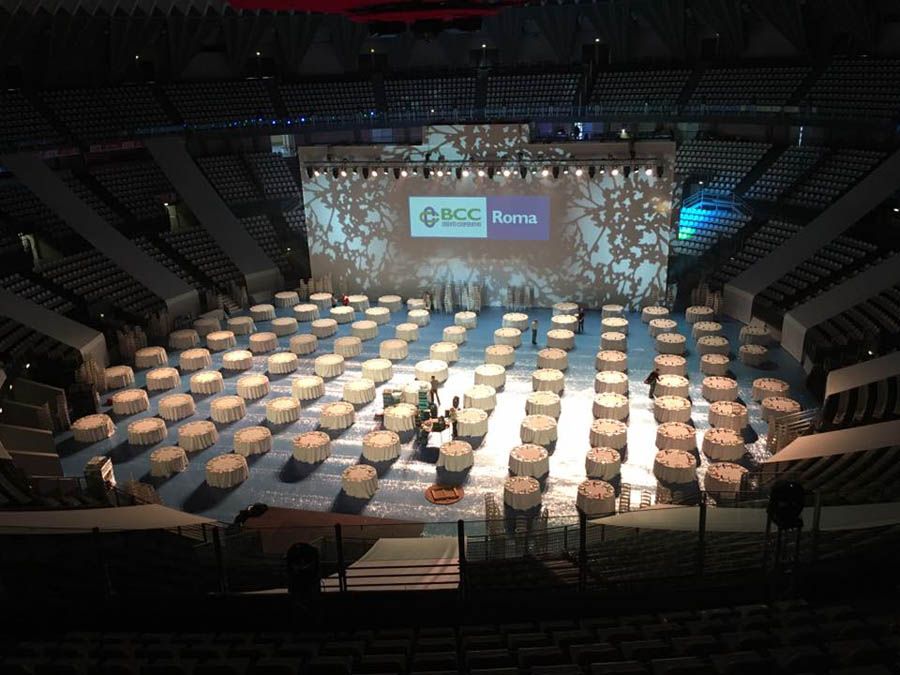 Convention BCC Roma
