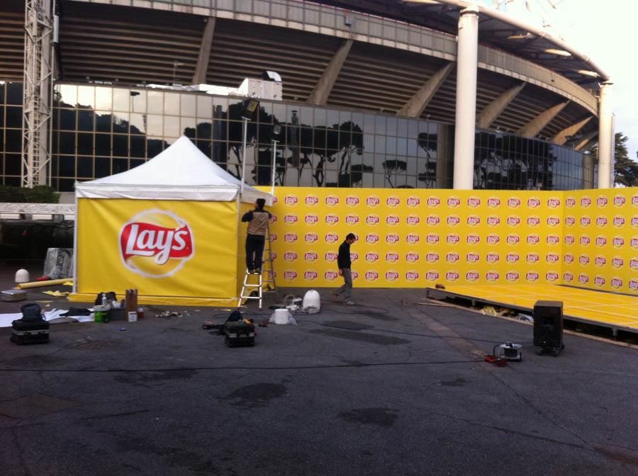 Eventi Pepsi e Lay's