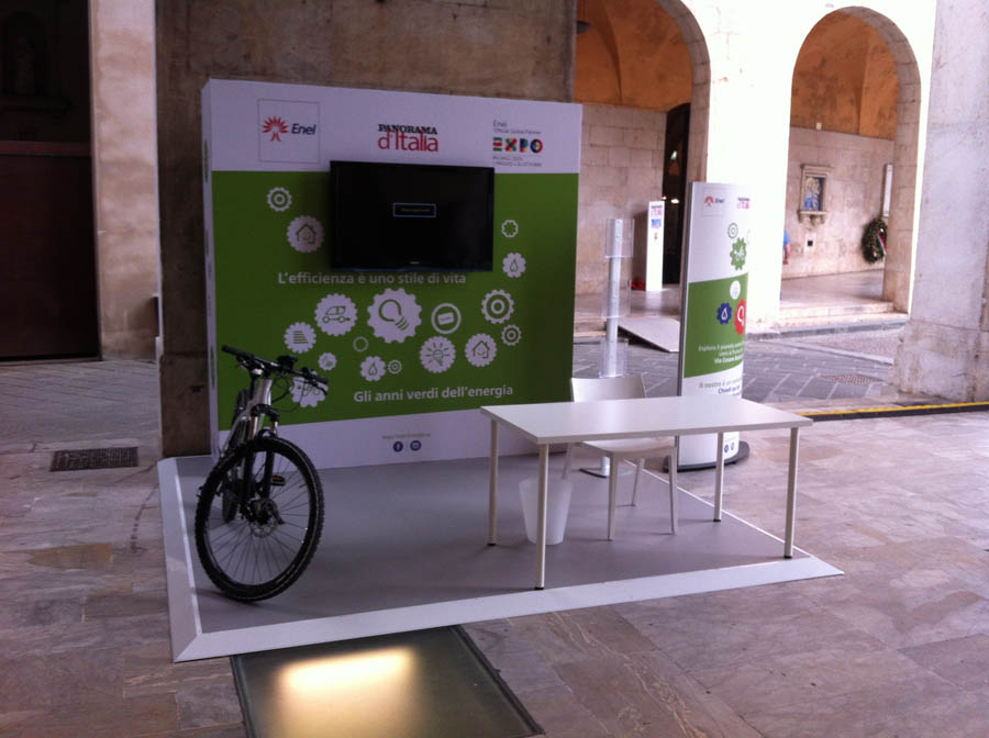 Stand Enel - Japan
