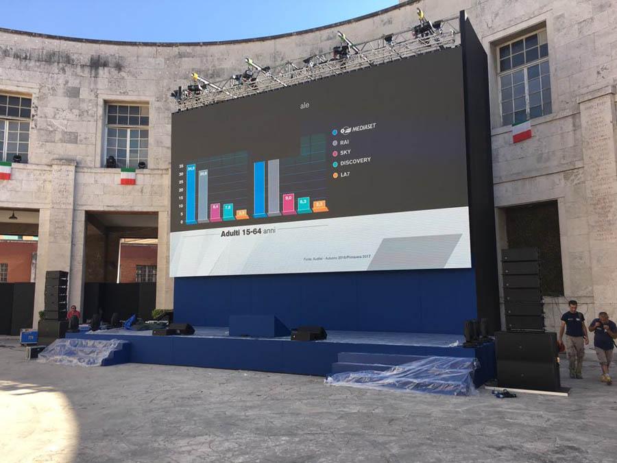 Evento Mediaset