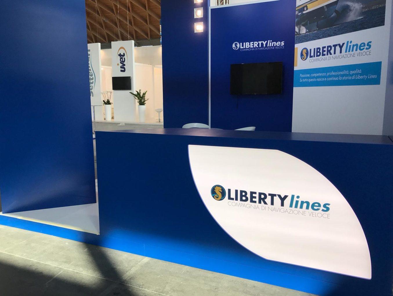 STAND LIBERTY LINES FIERA TTG 2018
