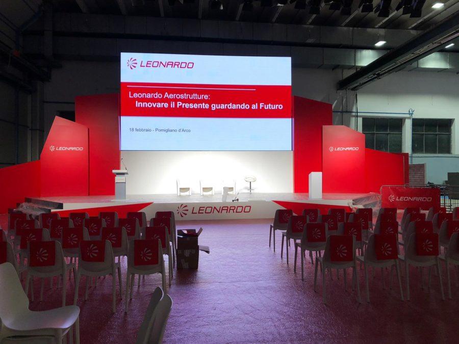 CONVENTION LEONARDO PRESSO STABILIMENTO DI POMIGLIANO D'ARCO