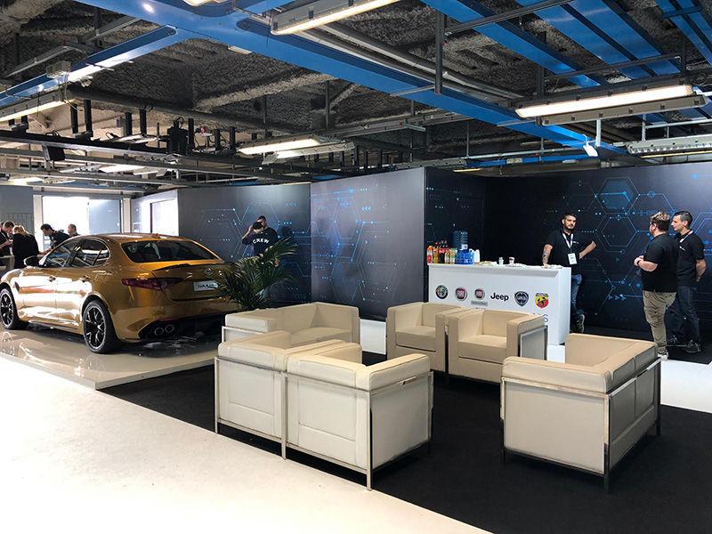 STAND FCA – COMPANY CAR DRIVE PRESSO MONZA